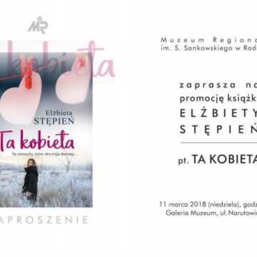 Promocja książki Elżbiety Stępień