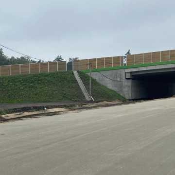 """Jak postępują prace na budowie odcinka """"D"""" autostrady A1?"""