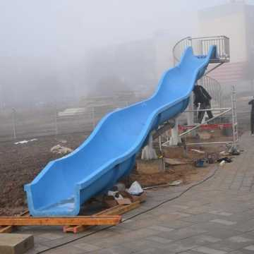 Urzędnicy ujawniają wady, jakie stwierdzono w nowym basenie w Radomsku