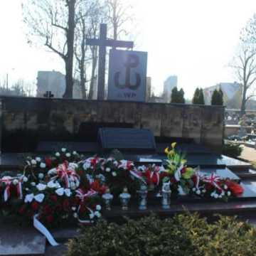 Upamiętnili 72. rocznicę śmierci Warszyca
