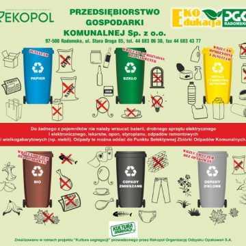 Segreguj z kulturą - baterie, przeterminowane lekarstwa i inne odpady trudne (problemowe)