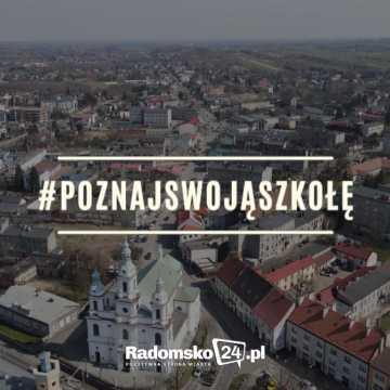 Nowy program Radomsko24.pl - #PoznajSwojąSzkołę