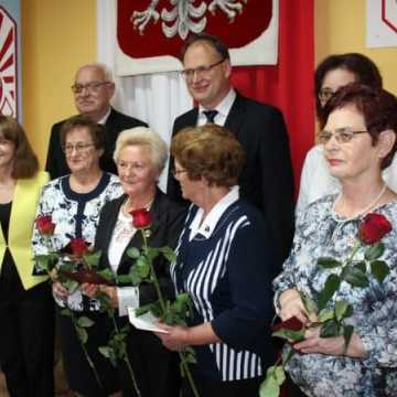 Emerytowani nauczyciele świętowali Dzień Edukacji Narodowej