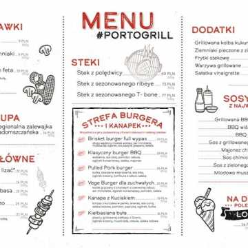 """""""Porto grill & fun"""" – wielkie otwarcie już w ten weekend!"""