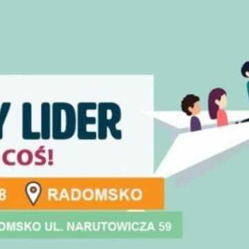 """Starter Radomsko zaprasza na szkolenie: """"Dobry Lider – Masz to coś!"""""""
