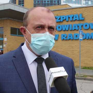 To była najlepsza decyzja, jaką można było na ten czas podjąć: dyrektor szpitala komentuje decyzję o przekształceniu oddziału dziecięcego