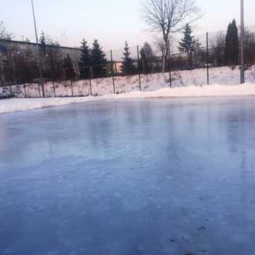 MOSiR zaprasza na lodowisko przy ul. L. Czarnego