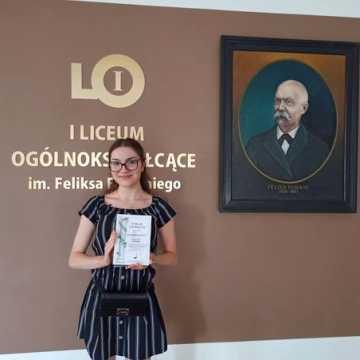 Uczniowie z I LO laureatami konkursu o rzymskiej i greckiej mitologii