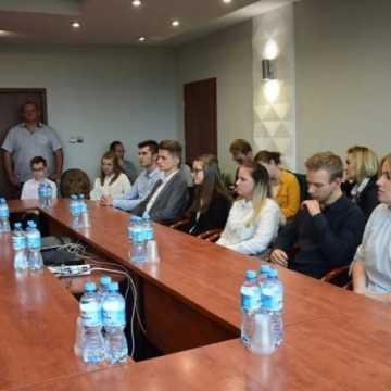 Zdalna sesja Młodzieżowej Rady Miasta Radomska
