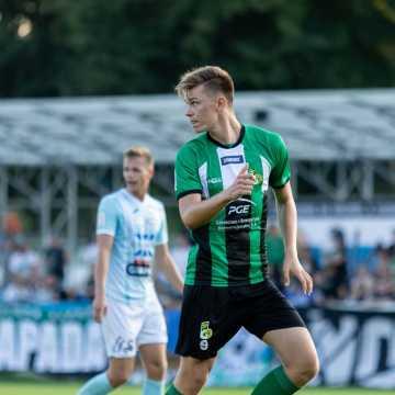 Mateusz Kempski zadebiutował w II lidze