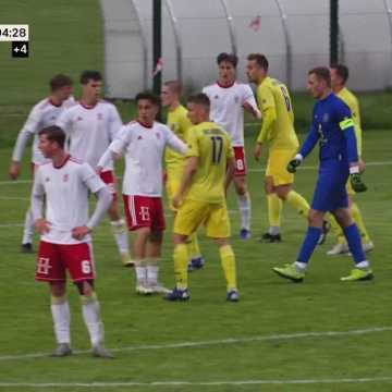 RKS Radomsko odpada z Pucharu Polski po porażce z ŁKS II Łódź