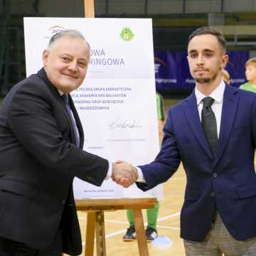 Bełchatów: PGE przekaże pieniądze na Akademię GKS Bełchatów