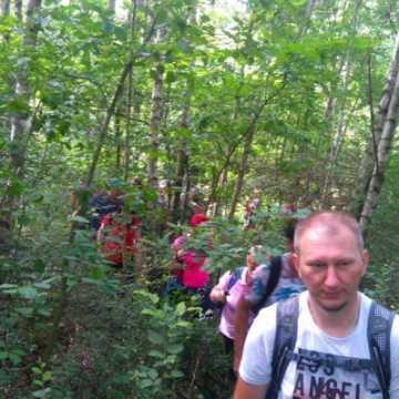 Udany wakacyjny trekking MOSiR