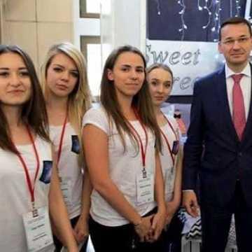 Przedsiębiorcza młodzież z II LO w finale Ogólnopolskiego Konkursu