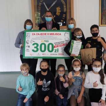 Uczniowie zbierali elektrośmieci. Kto wygrał konkurs?