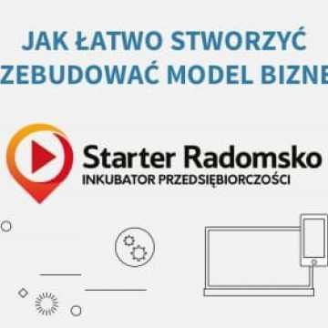 Starter Szkoli #10 Jak łatwo stworzyć model biznesowy?