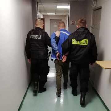 Diler narkotyków trafił do aresztu