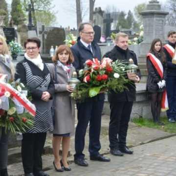 Dzień Pamięci Ofiar Zbrodni Katyńskiej w Radomsku