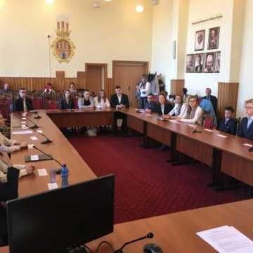 Ostatnia sesja Młodzieżowej Rady Miasta w tej kadencji