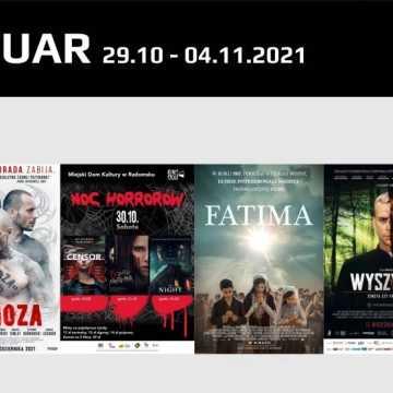 Kino MDK w Radomsku zaprasza. Repertuar od 29 października do 4 listopada