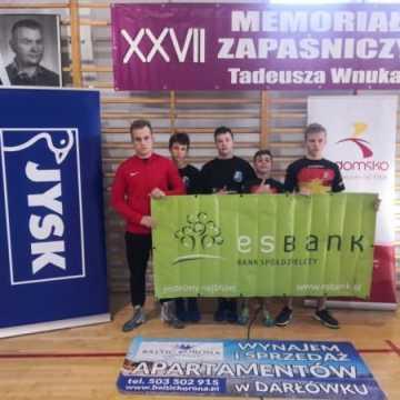 Srebrny medal dla zawodnika ZKS Radomsko