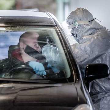 W Łódzkiem odnotowano 1073 zakażenia koronawirusem, w pow. radomszczańskim - 40