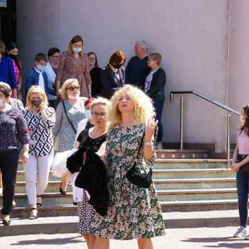 Uroczystość Bożego Ciała w Radomsku. Z powodu pandemii zrezygnowano z procesji ulicami miasta