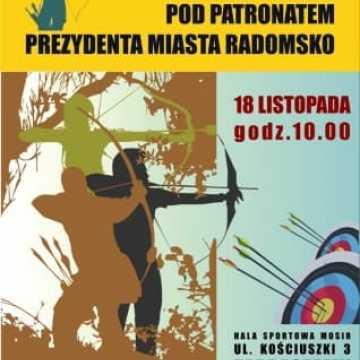 I Turniej Łuczniczy w Radomsku