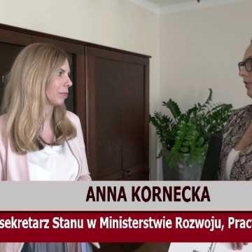[W Temacie] - Wiceminister Anna Kornecka o utworzeniu spółki SIM Łódzkie
