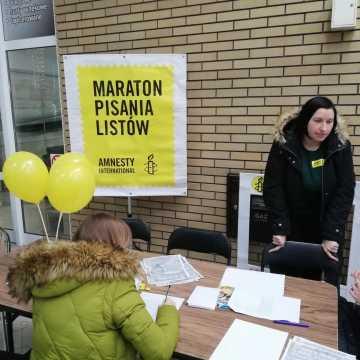 Spotkaj się online z aktywistami Amnesty International z Radomska