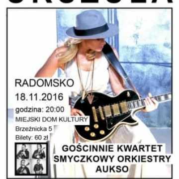 Koncert Urszuli w Radomsku