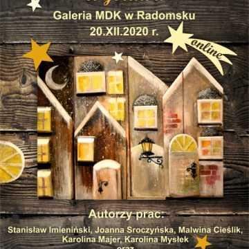 MDK w Radomsku zaprasza na wystawę i Sylwestra online