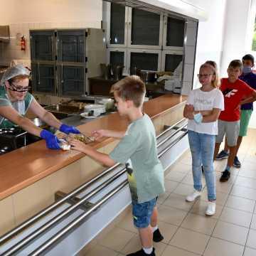 Piotrków Tryb.: w SP2 obiady serwowane w nowej stołówce