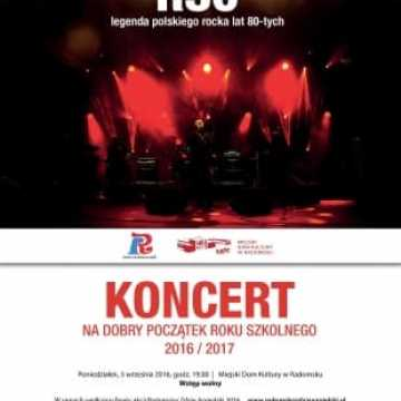 Koncert zespołu RSC w Radomsku