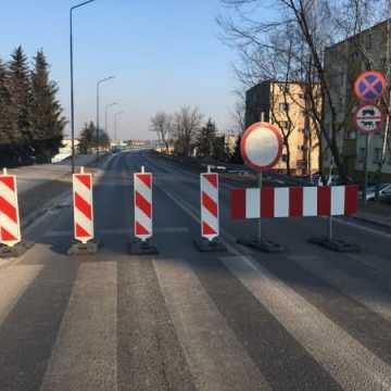Rozpoczęła się budowa ronda na ul. Brzeźnickiej