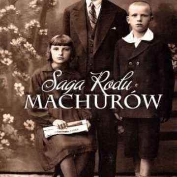 """Promocja  książki: """"Saga rodu Machurów"""