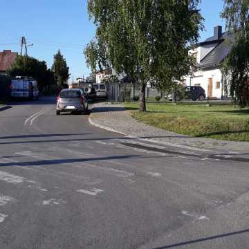 Samochód potrącił 62-letniego rowerzystę