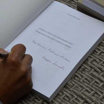 Promocja książki o Powstaniu Styczniowym w Radomsku