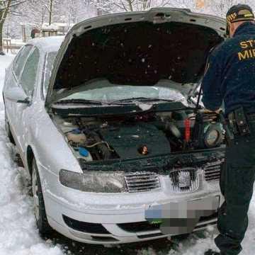 Bełchatów: Auto nie odpala? Zadzwoń po straż miejską