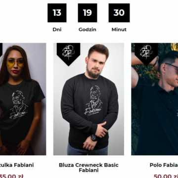 Ubrania z logo I LO do zakupienia  w internecie