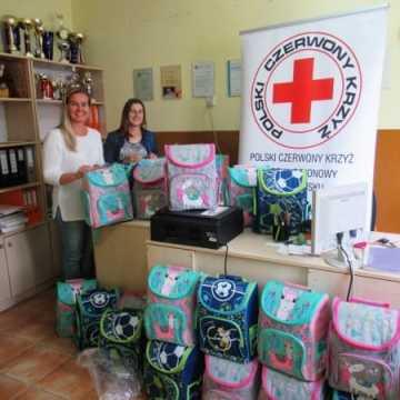 Wyprawka na nowy rok szkolny dla dzieci od PCK w Radomsku
