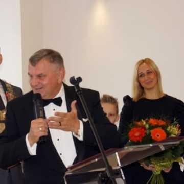 Medale miasta Radomska dla Tadeusza Olczyka i Stanisława Sankowskiego