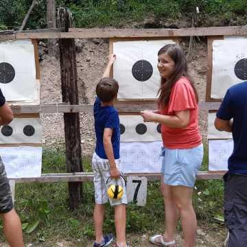 """Okolicznościowy trening OKSS """"10-tka"""" Radomsko"""
