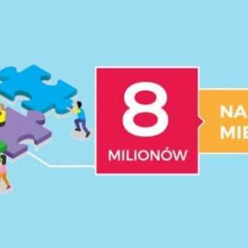 8 milionów na pomysły mieszkańców