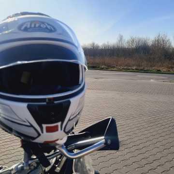 Motocykliści ze stowarzyszenia Czarny Radomsko pojechali na Jasną Górę
