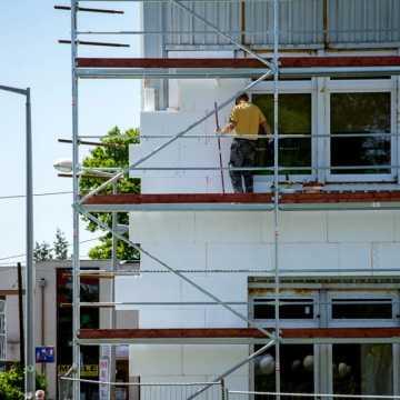 """Bełchatów: trwa remont komunalnej """"Odry"""""""