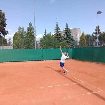 W Radomsku grała Polska Liga Tenisa Ziemnego