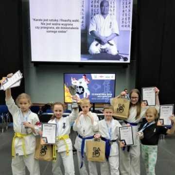 """Karatecy z Klubu Karate """"Randori"""" ponownie z workiem medali"""