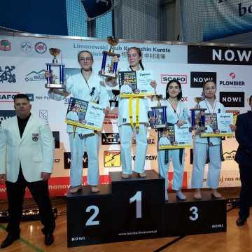 W Limanowej dwa medale dla karateków Randori Radomsko