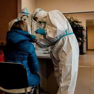 W Łódzkiem odnotowano 308 zakażeń koronawirusem, w pow. radomszczańskim - 16